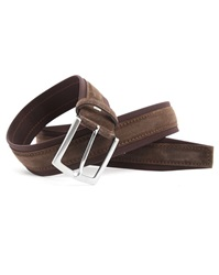 Menlook Label Elliot Brown Brown Belt