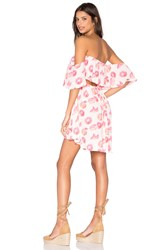 Wildfox Couture Grapefruit Dress Pink