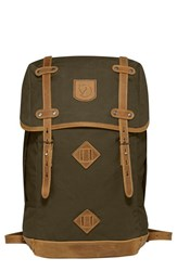 Fjall Raven Men's Fjallraven 'Rucksack No. 21' Large Backpack Green Dark Olive