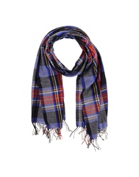 Have A Nice Day Stoles Dark Blue