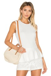 Theory Briselle Tank White