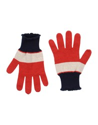 People Accessories Gloves Women Red