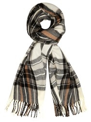 Dorothy Perkins Check Blanket Scarf