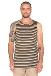 Scotch And Soda Festival Tank Yellow