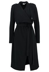Object Objannlee Classic Coat Anthracite