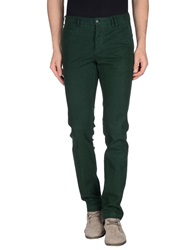 Paoloni Casual Pants Green