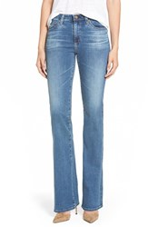 Ag Jeans Women's Ag 'Angel' Mid Rise Bootcut Jeans 8 Year Mellow