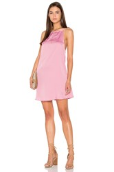 Motel Nicolette Dress Pink