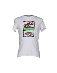 Acht T Shirts White