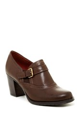 Naturalizer Deangela High Heel Loafer Wide Width Available Brown