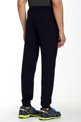 Apolis Alpaca And Boiled Wool Blend Sweatpant Blue