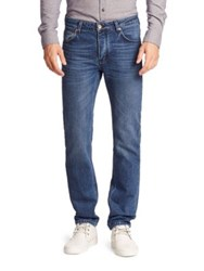 Wesc Faded Whiskered Jeans Vintage Lace