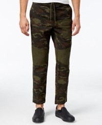 American Rag Men's Camo Print Twisted Pocket Pants Only At Macy's