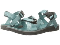 Bogs Rio Diamond Sandal Turquoise Multi Women's Sandals