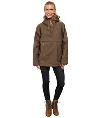 Fjall Raven Iceland Anorak Taupe Women's Coat