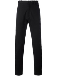 Rag And Bone Tailored Slim Fit Trousers Black