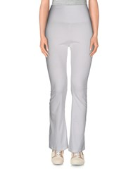 American Apparel Trousers Casual Trousers Women White
