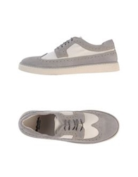 Bepositive Lace Up Shoes Grey