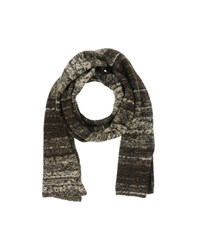 Andrew Mackenzie Accessories Oblong Scarves Women Grey