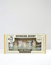 Gifts Drinking Derby Game Multi