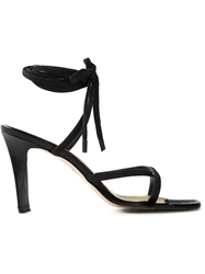 Yves Saint Laurent Vintage Strappy Sandals