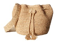 Hat Attack Bucket Bag Natural Bags Beige