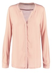 Soaked In Luxury Seanna Blouse Powder Rose