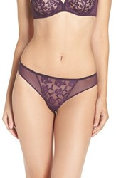 Simone Perele Women's 'Byzance' Embroidered Thong