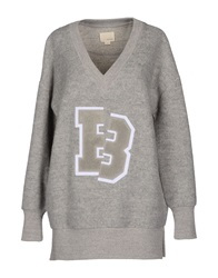 Band Of Outsiders Sweatshirts Grey