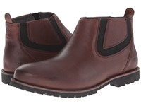 Bogs Johnny Chelsea Boot Coffee Men's Boots Brown