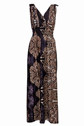 Indulgence Maxi Dress Black
