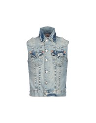 True Religion Denim Denim Outerwear Men Blue