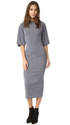 The Fifth Label Repetition Dress Navy White