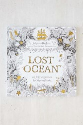 Urban Outfitters Lost Ocean An Inky Adventure Coloring Book By Johanna Basford Assorted