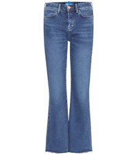 Mih Jeans Lou Flared Blue