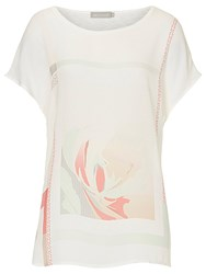 Betty Barclay Betty And Co. Oversized Printed Top Multi