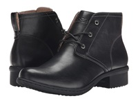 Bogs Kristina Chukka Black Women's Lace Up Boots