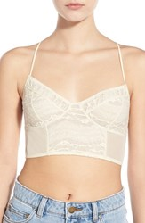 Junior Women's Billabong 'Lacy Daze' Bralette