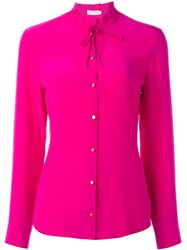 Lala Berlin 'Djana' Shirt Pink Purple