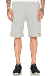 Undefeated Estorial 5 Strike Sweatshort Gray