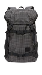 Nixon Landlock Se Backpack Black Grid