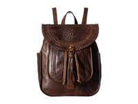 Patricia Nash Jovanna Backpack Chocolate Backpack Bags Brown