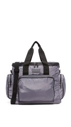 Adidas By Stella Mccartney Gym Bag Granite Black