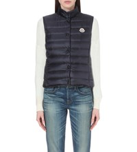 Moncler Liane Quilted Gilet Navy