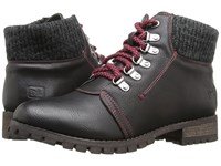 Chinese Laundry Treble Black Women's Lace Up Boots