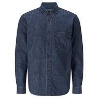 John Lewis And Co. Denim Shirt Blue