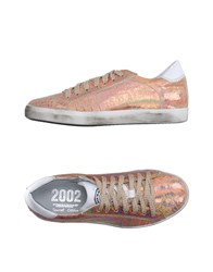 Primabase Footwear Low Tops And Trainers Women Skin Color