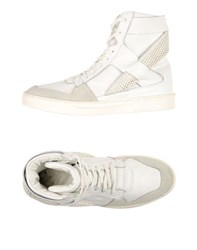 Never Ever Footwear High Tops And Trainers Men