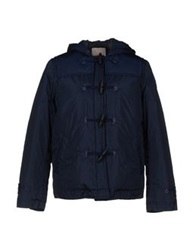 Sundek Jackets Dark Blue
