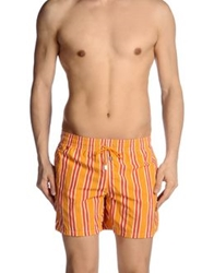 Roda Swimming Trunks Garnet